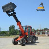 Buy cheap Reliable quality epa engine telescopic radlader china from wholesalers