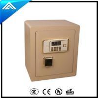 Quality Solenoid Home Safe Box / Burlary Safe Box With Electronic Lock for sale