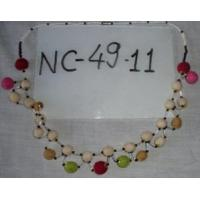 Buy cheap Wool Felt Necklaces Necklace NC-49-11 from wholesalers