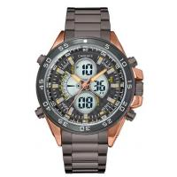Buy watch series #1103-BKGD-GY-SS at wholesale prices
