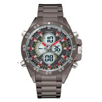 Buy watch series #1103-BK-RD-SS at wholesale prices