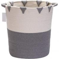 Buy cheap Storage Baskets Cotton Rope Storage Basket Col from wholesalers