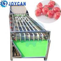 Quality No damage palm date fruit grading machine Roller classifier weight way sorting machine for sale