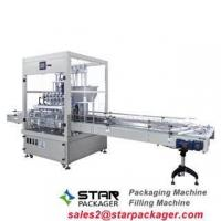 Quality pulse packing machine for puried water milk vinegar filling for sale
