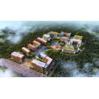 Buy cheap Half Aerial View of the Building from wholesalers