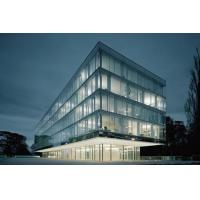 Quality Night View Rendering of Office Building for sale