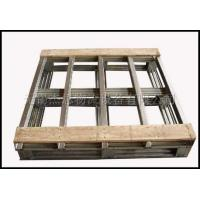 China Steel pallet(steel and wood combine) Ancillary equipment on sale