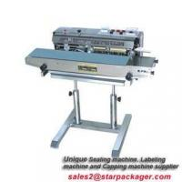 Quality bag heat tape cutting sealing machine for sale