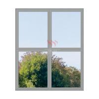 Quality Heat-Resistant Window with Galvanized Steel Sheet for sale