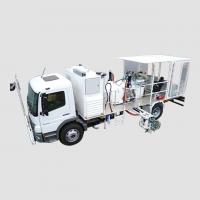 Quality TT-Q90-CK3000 Cold Paint Air Spraying Marking Truck for sale