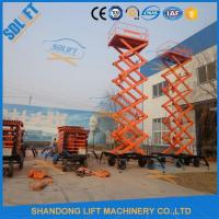 China Hydraulic Scissor Lift Tables on sale