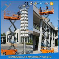 China Small Scissor Lift Table on sale