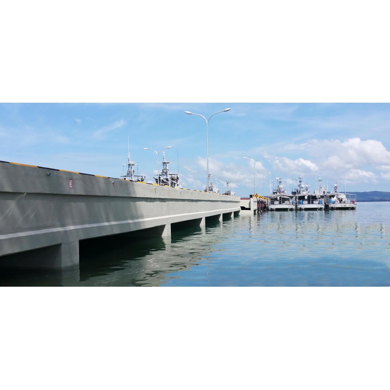 Buy cheap REAM NAVAL BASE PIER from wholesalers