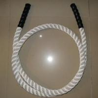 Quality 1.5 inch & 2 inch nylon battle power rope for sale