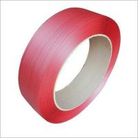 Buy cheap Red Colour Pet Strap from wholesalers