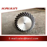 Buy cheap Carbon Structural Steel spiral bevel gear from wholesalers