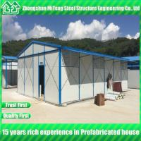Quality Prefab house K system Single storey for washing room for sale