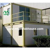 Quality Environmental friendly fast build container house for sale