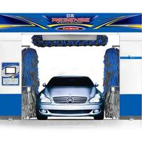 China Fully Automatic Rollover Car Wash Machine on sale
