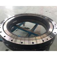 Buy cheap Excavator slewing bearing from wholesalers