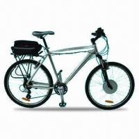 Quality Electric Bike with Motor of 350W and Maximum Speed of 23 to 26kph for sale