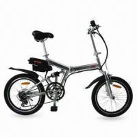 Quality Mountain Bike with 250W Motor and Maximum Speed of 23 to 26kph for sale