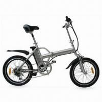 Quality X-blade Electric Bike with 250W Motor, Aluminum and Steel Fork Frame for sale