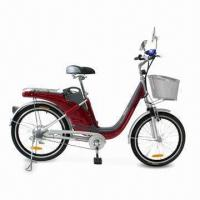 Quality Silver Fish Electric Bike with 250W Motor and Maximum Load of 85kg for sale