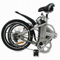Quality Foldable Electric Bike with Shimano Rover Shifter, 7 Degrees Slope and 4 to 6 Hours Charging Time for sale