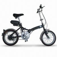 Quality Electric Bike with Magnesium Frame/Fork and Load Capacity of 78kg for sale